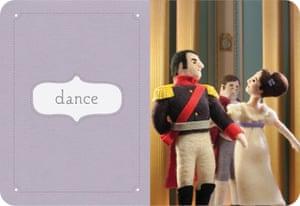 Dance - spread War and Peace
