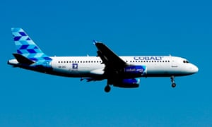 cobalt air warns passengers that all flights are cancelled