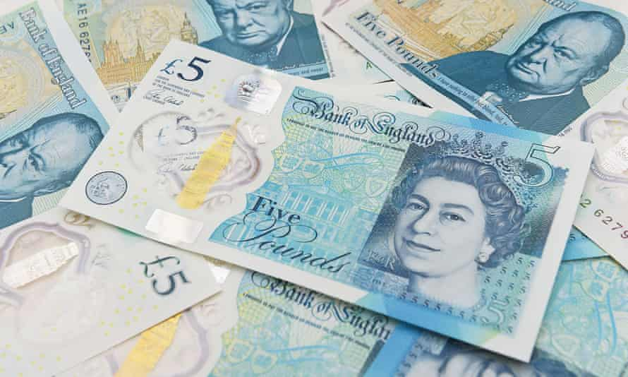 New £5 note containing animal fat