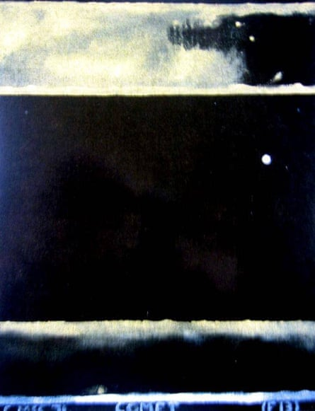 Comet (F13) by New Zealand artist Colin John McCahon, was stolen from a home in Sydney in 2017.