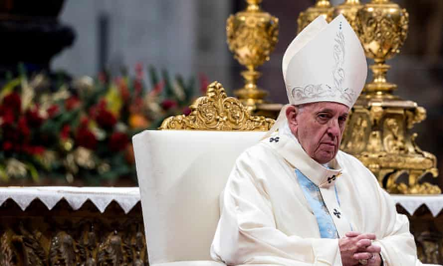 Pope Francis's swift apology 'provided an immaculate blueprint for saying sorry'