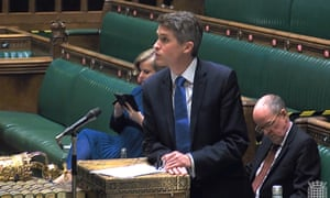 Education Secretary Gavin Williamson delivers his statement on the return of schools after the Christmas break in England.