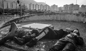 Sicilian photographer Francesco Faraci captures the grit of Palermo's suburbs.