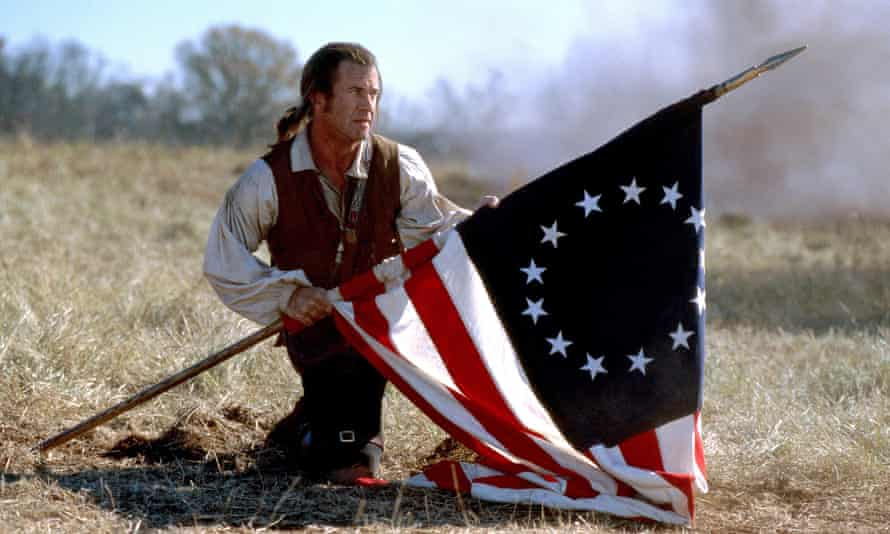 'A stinker' … Mel Gibson in The Patriot.