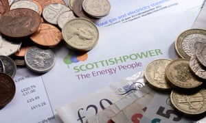 Scottish Power said that a million of its customers would see their bills fall by an average of £32 a year.