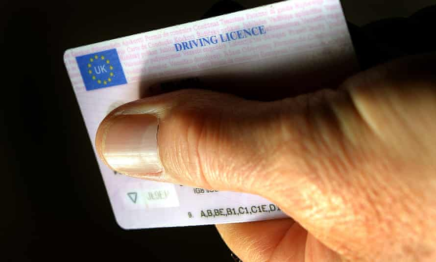 A reader was asked to post copies of their passport and driving licence.