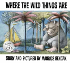Cover image for Where the Wild Things Are by Maurice Sendak