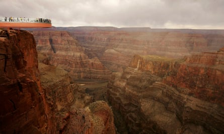 The Grand Canyon: where the Catalyst Quartet will premiere Puhutawi, a collaborative work based on Hopi ceremonial music