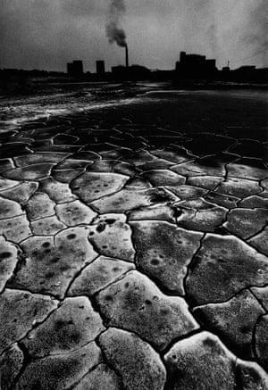 Landscape around Marcel Mine, Radlin 1978