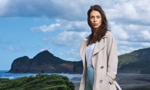 Jacinda Ardern photographed for Vogue's March 2018 issue in which she was hailed as 'unabashedly liberal'.