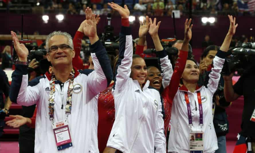 John Geddert: ex-USA Gymnastics coach charged with 24 crimes takes own life | Gymnastics | The Guardian
