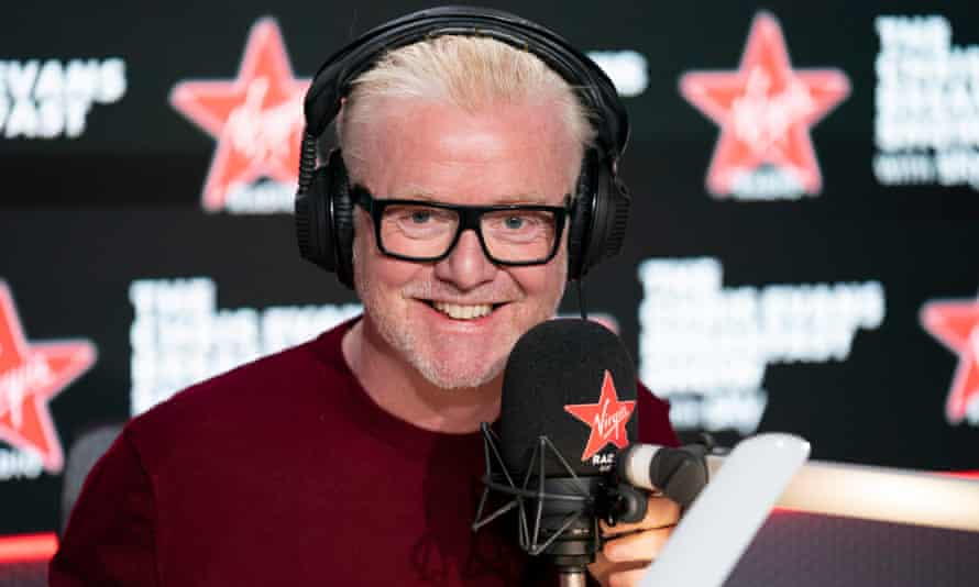 Chris Evans left the BBC for Virgin after a row over equal pay