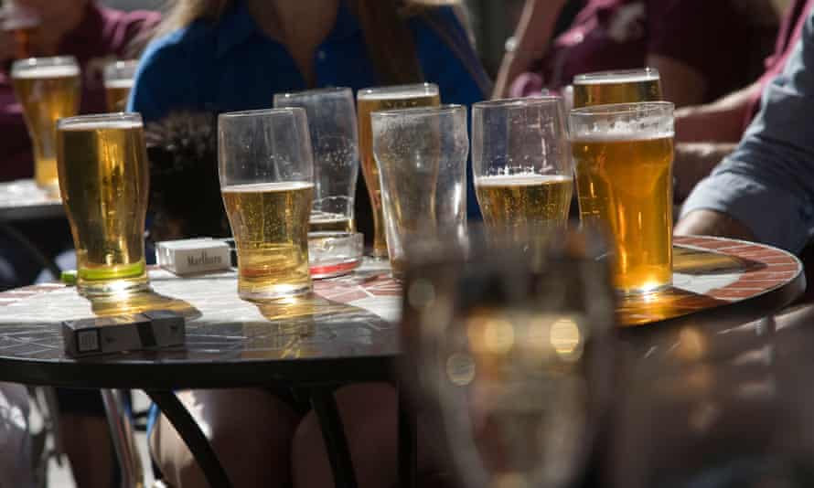 Drinking can be seen as an important part of a city's identity, either as a tourist draw or as part of work culture.
