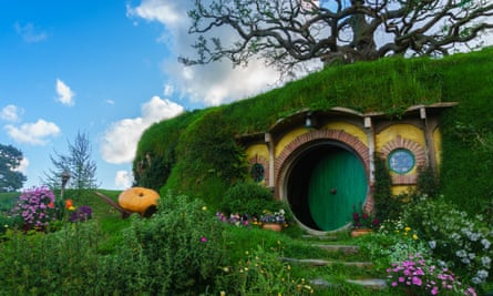 bag end Bilbo Baggins's home
