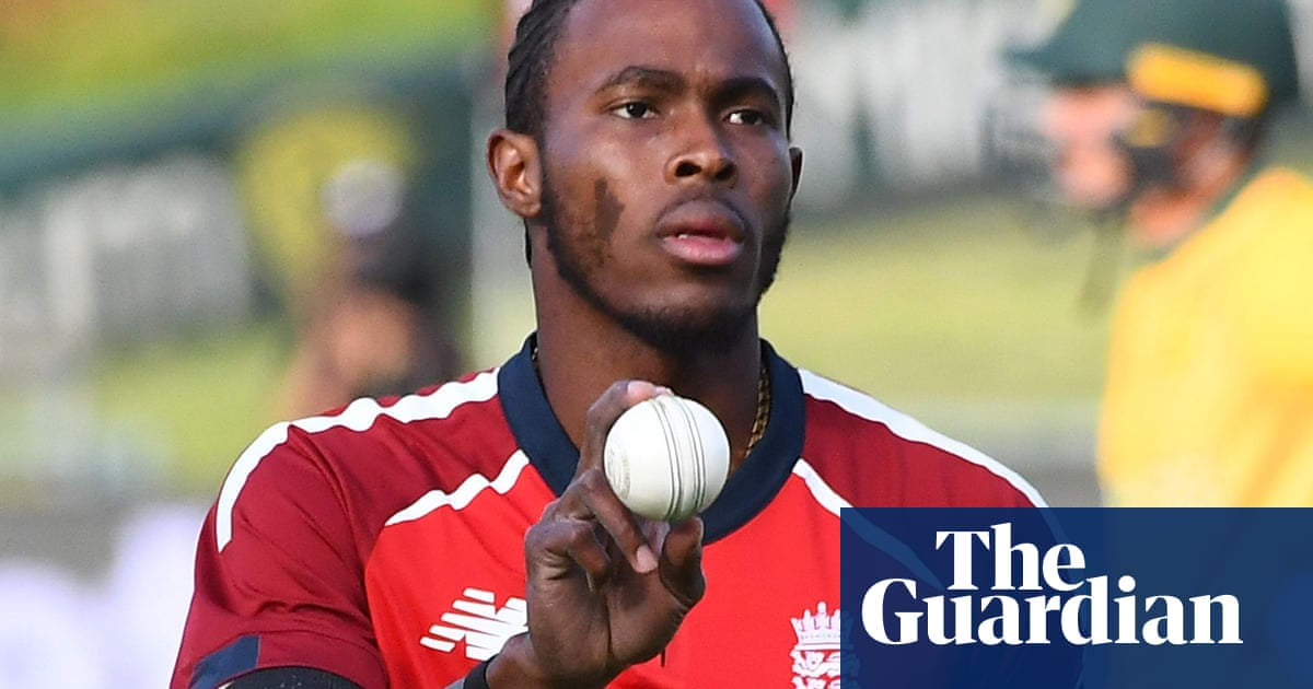 England set to make call on Archer's IPL chances after fish-tank finger injury