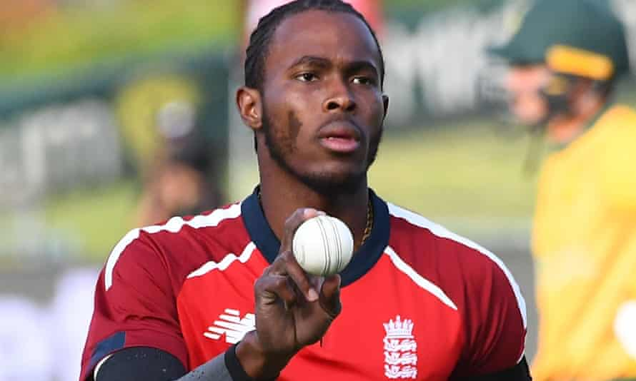 Jofra Archer would have to forgo his £800,000 deal with Rajasthan Royals if England rule him out of the IPL