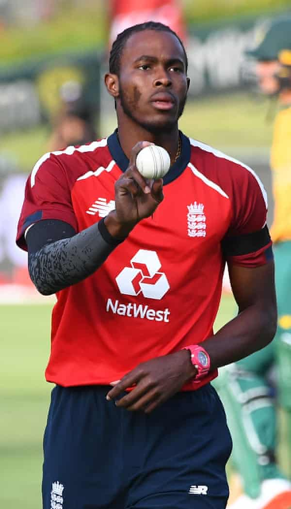 Jofra Archer misses out on the IPL because of injury.