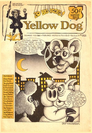 Yellow Dog cover