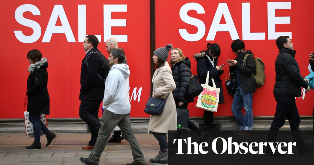 3e833e6d715a Apocalypse now for Britain's retailers as low wages and the web cause ruin.  Big-name stores are ...