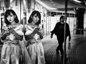 Mirror, Shibuya, Tokyo, 2014