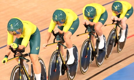 Difficult decade continues in Tokyo for Australia's Olympic track cyclists | Kieran Pender