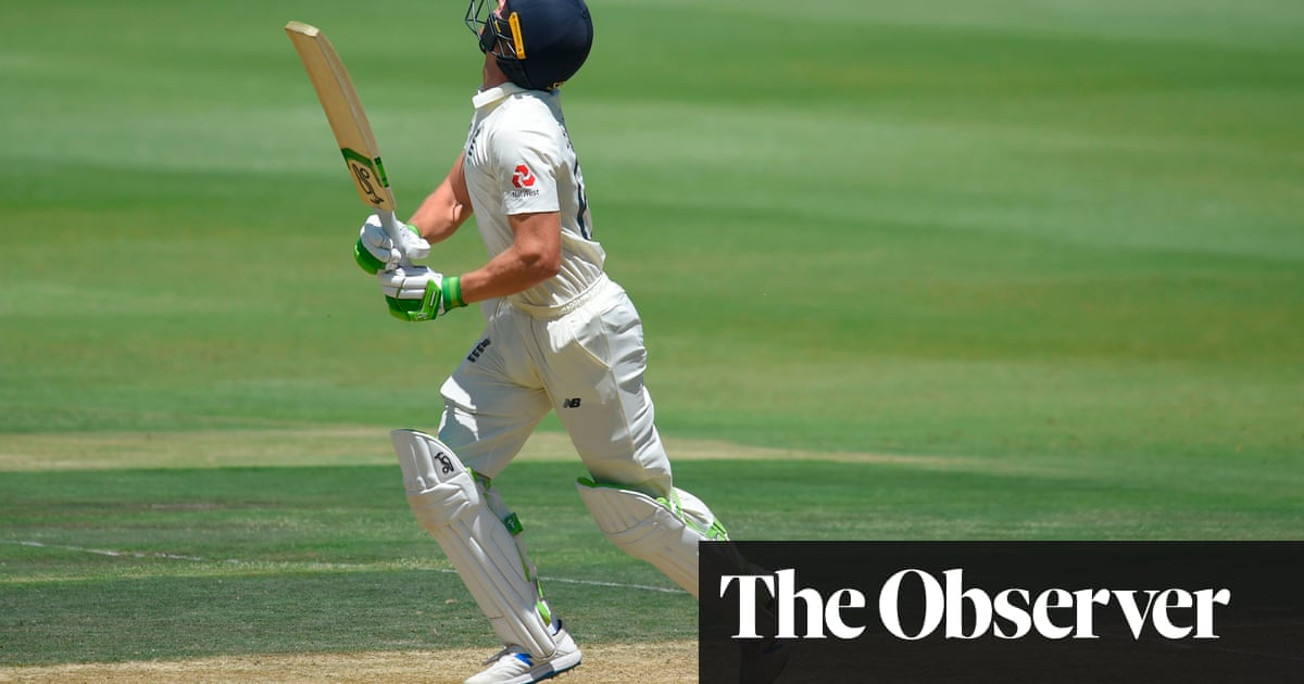 Jos Buttler's batting struggles demand a rethink from England | Chris Stocks