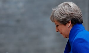 Theresa May returns to 10 Downing Street on Friday after the election she called saw the Tory majority wiped out.