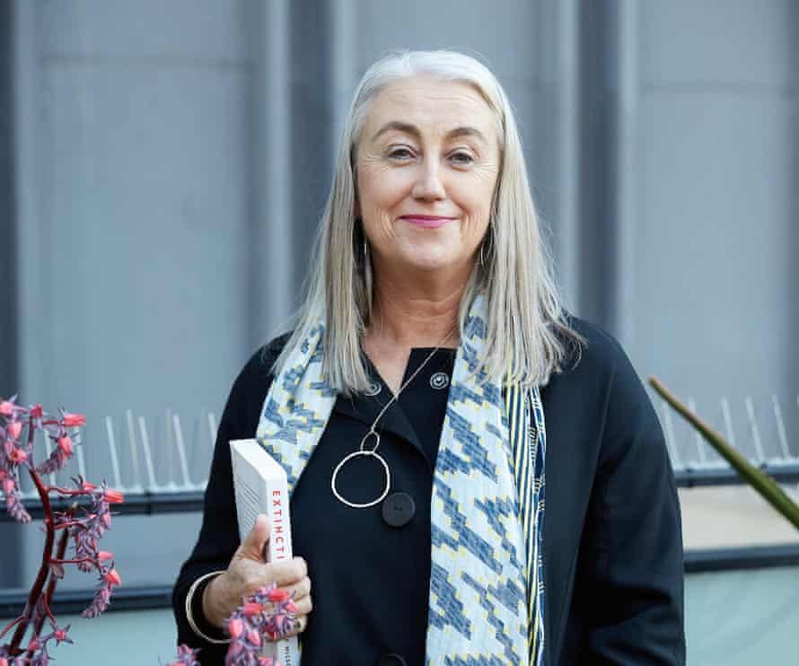 Australian author Josephine Wilson, whose novel Extinctions won the 2017 Miles Franklin Literary award.