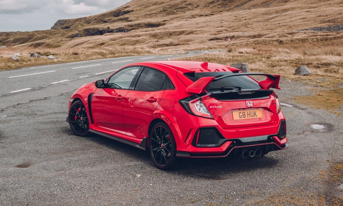 Honda Civic Type R: 'A monster disguised as a family hatch' | Martin