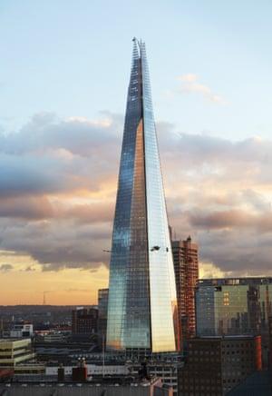 Green Light Auto >> London's 73-storey Trellis skyscraper gets green light | Business | The Guardian