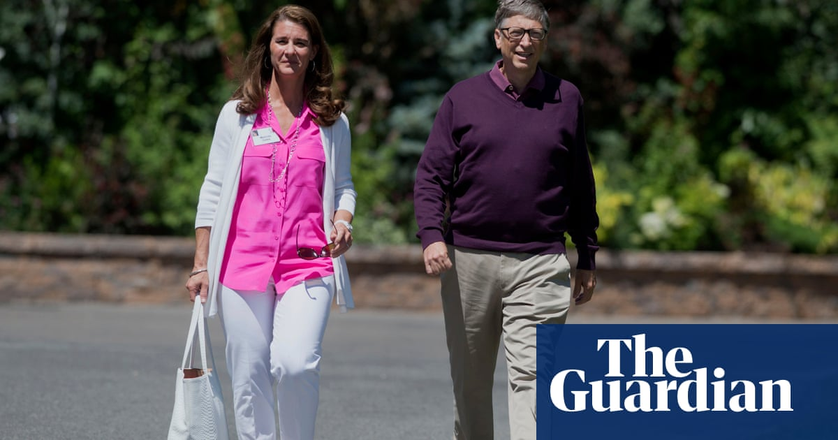 Melinda Gates began divorce moves at time Bill's meetings with Jeffrey Epstein revealed