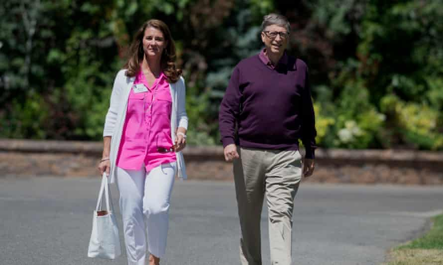 Reports suggest that Bill Gates's dealings with Jeffrey Epstein were one source of concern for his wife, Melinda.