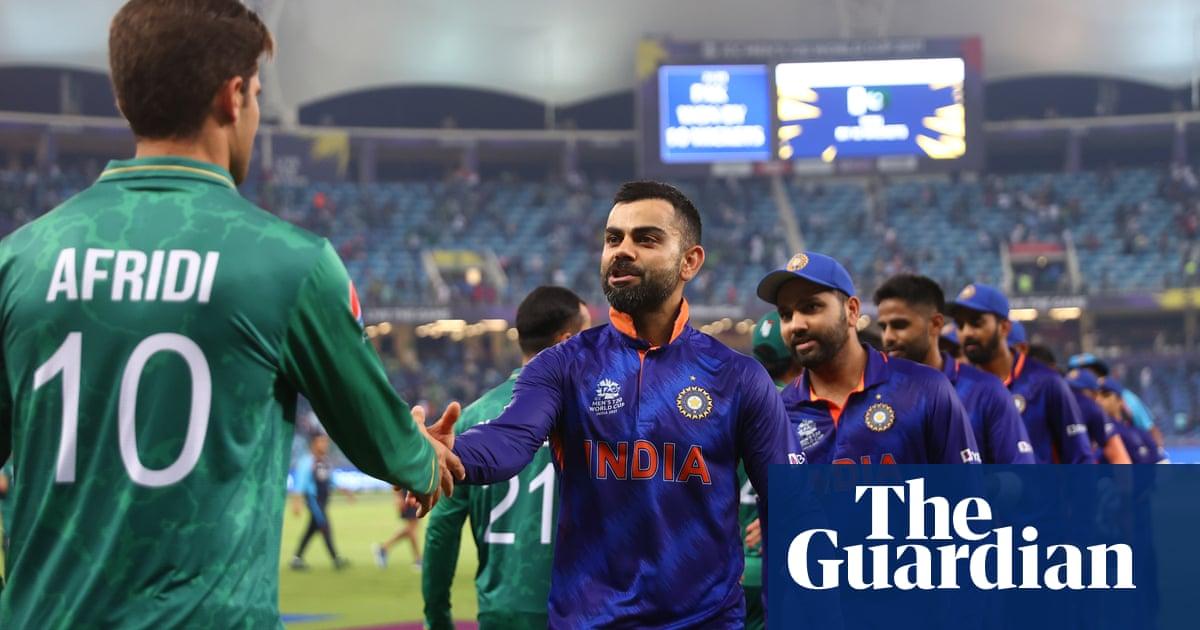 Indian police arrest seven for 'celebrating' Pakistan cricket win