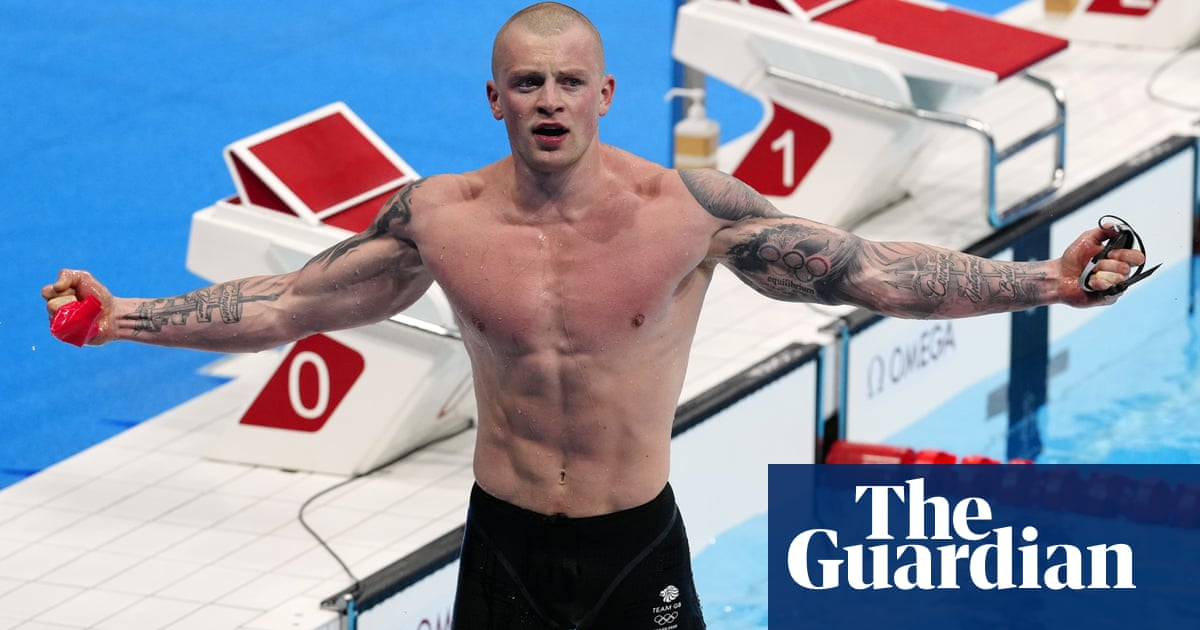 Adam Peaty wins GB's first gold at Tokyo 2020 and makes Olympic history