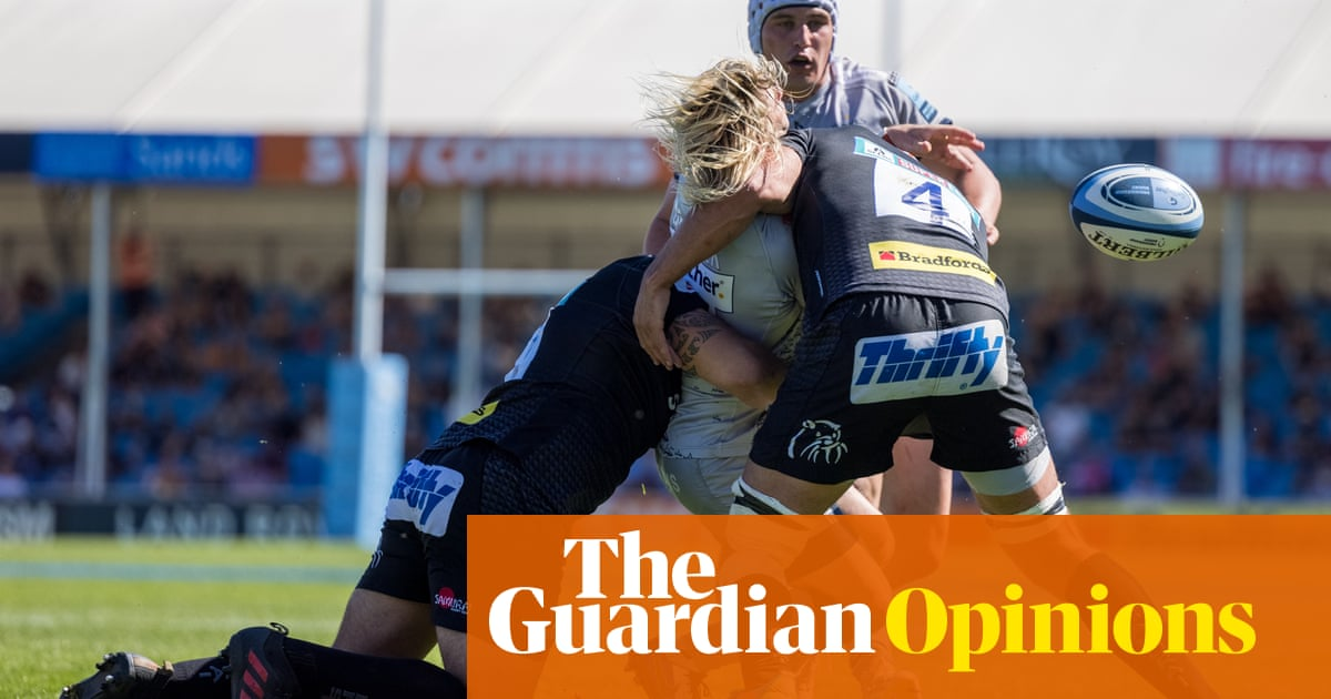 Red erring: players the losers in rugby's card-happy campaign for a safer game