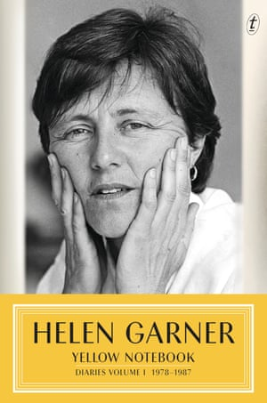 Yellow Notebook, a book of diary extracts out November 2019 through Text Publishing, by Australian author Helen Garner.