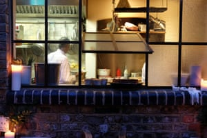 The kitchen's work is done at Campania & Jones...