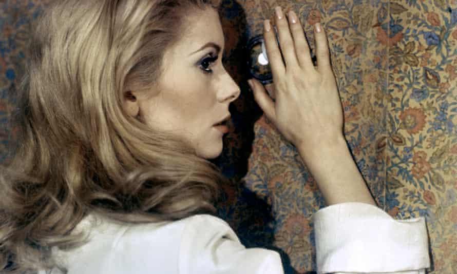 Catherine Deneuve in 1967's Belle De Jour.