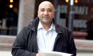Takeaway boss Harjit Bariana was jailed for enslaving tenants and forcing them to work at his chip shop for free.