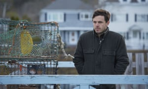 Self-deprecating ... Casey Affleck in Manchester by the Sea.