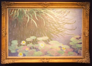 United States Department of Justice has claimed that money from 1MDB was used to buy Claude Monet's Nymphéas Avec Reflets de Hautes Herbes, valued at $57.5m.