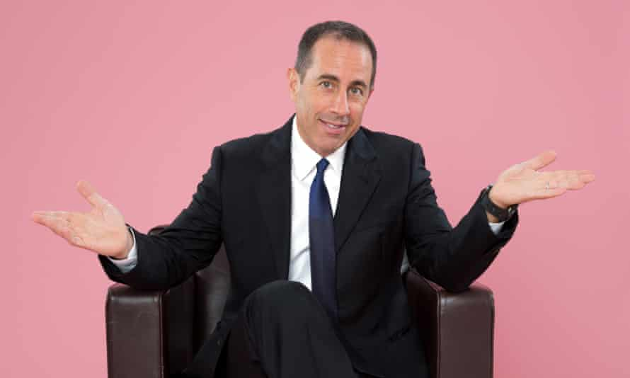 Jerry Seinfeld is the main draw for the inaugural Clusterfest