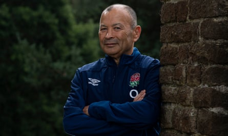 Eddie Jones has spoken with NFL teams to figure out how to train safely during the coronavirus pandemic.