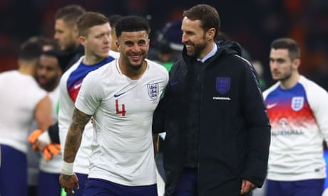 Gareth Southgate sticks to his guns with squad it's hard to argue with
