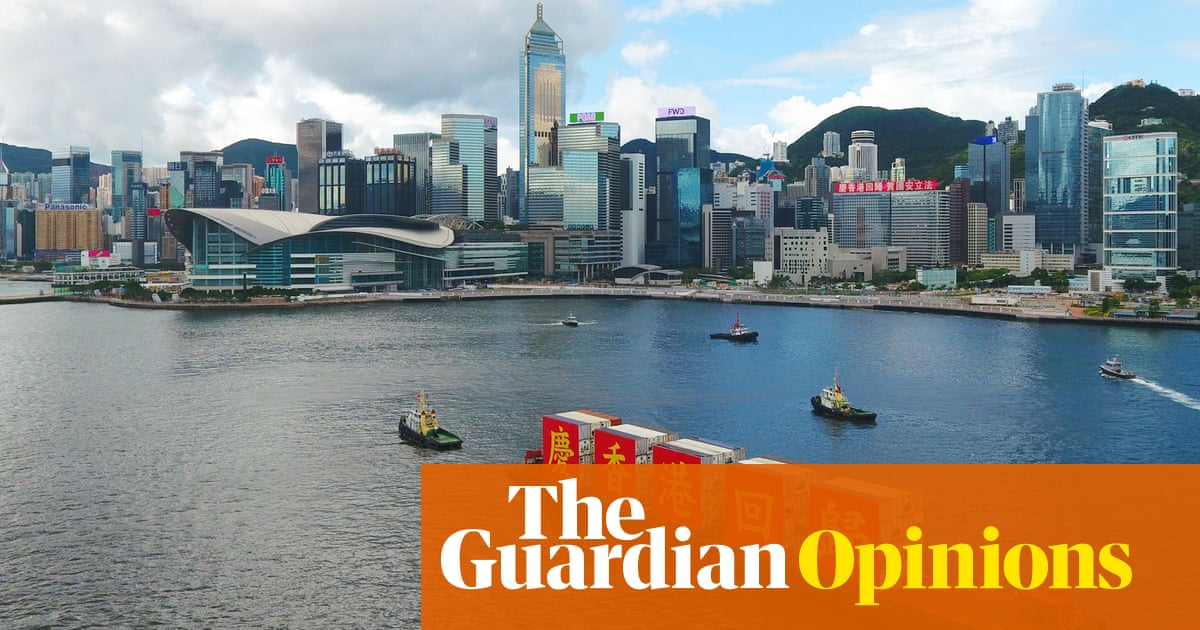 China has shown it is willing to pay the economic price of suppressing Hong Kong