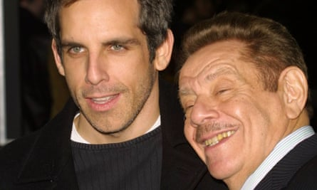 Jerry Stiller, star of Seinfeld and father of Ben, dies aged 92 ...