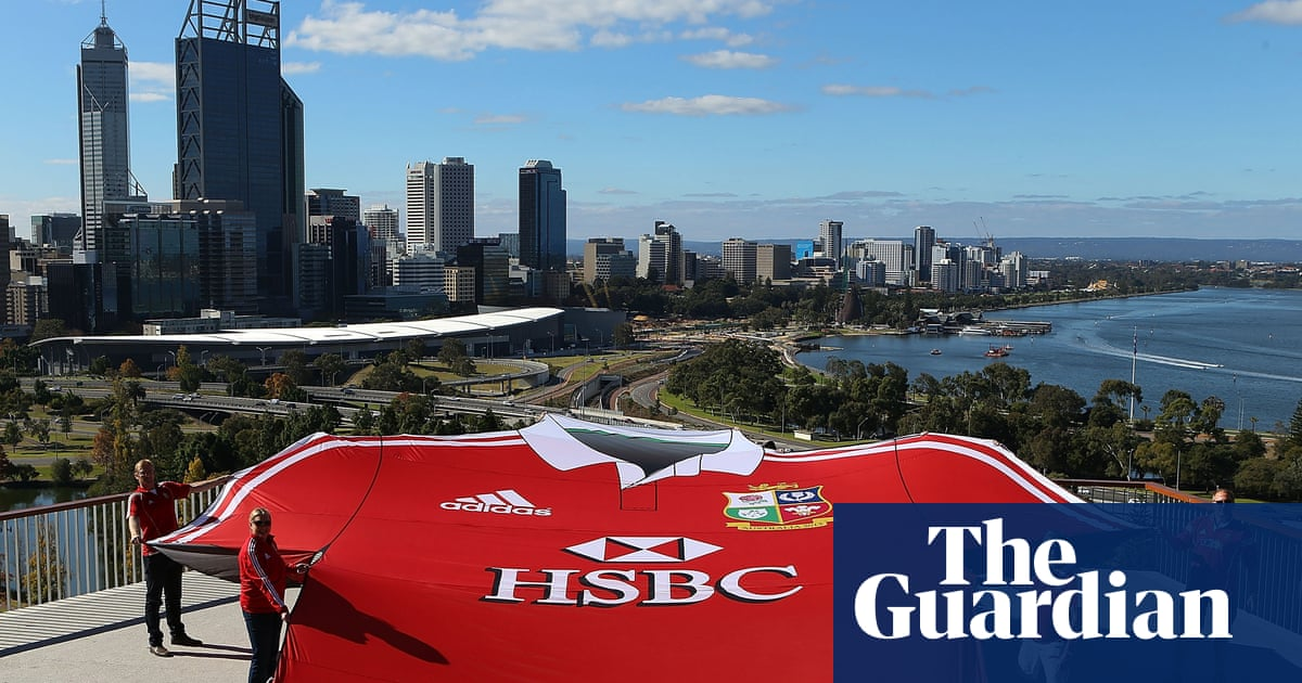 Rugby Australia makes surprise offer to host Lions series against South Africa