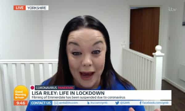 Lisa Riley.