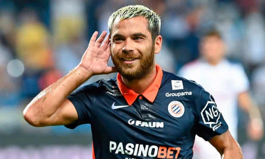 Téji Savanier is back to his best at Montpellier.