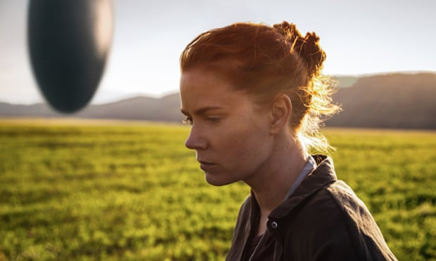 Image result for arrival movie from The Guardian